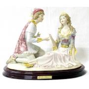 Статуэтка «Ромео и Джульетта», высота 26 см