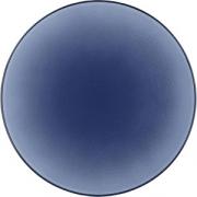 Тарелка мелкая «Экинокс» D=28, H=3.3см; синий