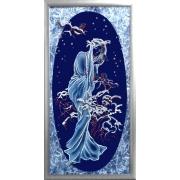 Зимняя сказка, 40х80 см, 2801 кристаллов
