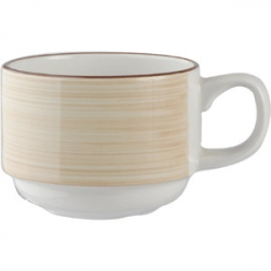 Чашка коф «Чино» 100мл фарфор