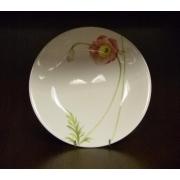 Блюдо круглое 31см «Розовый мак»
