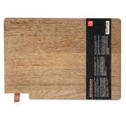 Доска разделочная, 35х24х1,5 см, деревянная