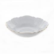 Салатник круглый 19см «Бернадот белый 311011»