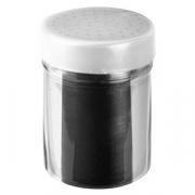 Емкость для соли и перца «Проотель», сталь, 240мл, D=60,L=95,B=60мм, металлич.