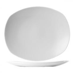 Тарелка мелк «Тэйст вайт» 25.5см фарфор