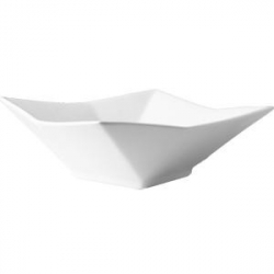 Салатник квадр «Бистро» 20*20см фарфор