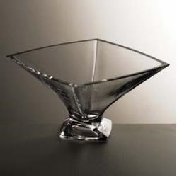 Салатник «Quadro» 32,5 см; кристалайт