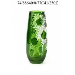 Ваза зеленая 250