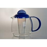 Чайник заварочный с ситом «Trendglas» 1,2л.