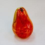 Декоративный фрукт «Груша» 7x5 см.