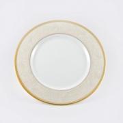 Набор 6 тарелок 16см «Ноктюрн золотой»