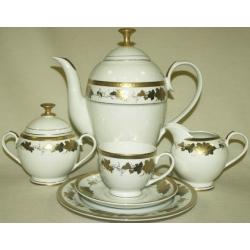Чайный сервиз из 21 предмета на 6 персон «Королевский пир»