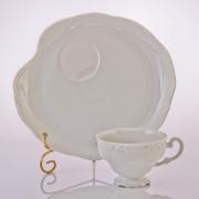Набор чайный Эгоист 210 мл. на 1 перс. 2 пред. «Недекорированный»