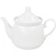 Чайник «Кирмаш» фарфор; 550мл; белый