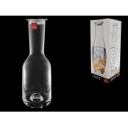 Графин для вина с силиконовой пробкой