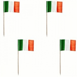 Шпажки для канапе «Итальянский флаг» 500шт.
