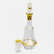 Набор для ликера «Athos»; 1 графин (750мл) + 6 рюмок (60 мл)