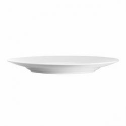 Тарелка «Олеа» d=25.5см фарфор