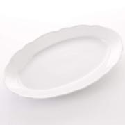 Блюдо овальное «Рококо Ресторанный» 35 см