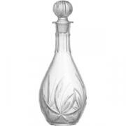 Графин для вина без ручки «Цветок»