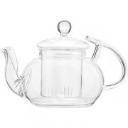 Чайник с пружиной «Хикари» термост. стекло; 500мл