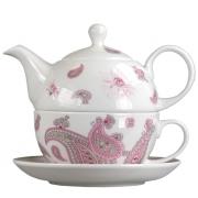 Набор чайный 1 перс 3 пр Летний день