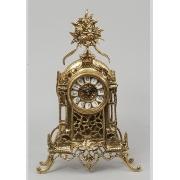 Часы золотистый 36х24 см.