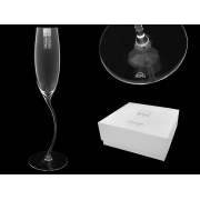 Набор (2 шт) бокалов для шампанского «Cassiopea»