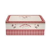 Коробка для сахара Французская кухня