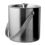 Емкость для льда с крыш. «Проотель», сталь нерж., 1.1л, D=12,H=14,B=14см, металлич.