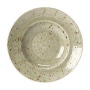 Тарелка для пасты «Крафт» 27см фарфор