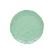 Тарелка закусочная (мятный) Interiors без индивидуальной упаковки