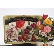 Блюдо прямоугольное 40 см «Цветущий сад»