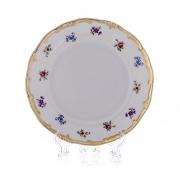 Набор тарелок 22 см. 6 шт. «Мейсенский цветок»