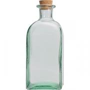 Бутылка с пробкой стекло; 1000мл