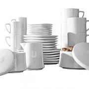 Набор посуды,32 предм., фарфор