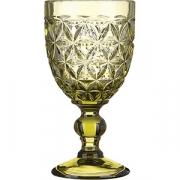 Бокал для вина D=86/75, H=163мм; олив.