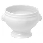 Бульонная чашка «Лион», фарфор, 250мл, D=10,H=8см, белый