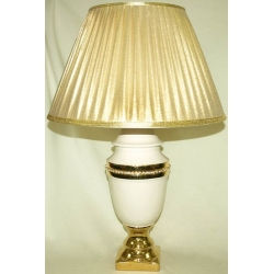 Настольная лампа, высота - 38 см