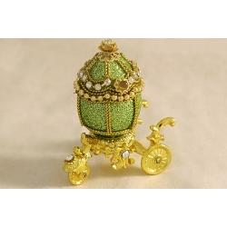 Декоративная шкатулка «Карета» (малая)
