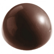 Форма для шоколада «Полусфера», D=70,H=35мм