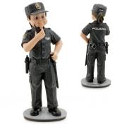 Статуэтка 21 см Полицейский. Девочка