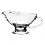 Соусник «Бэйсик»; стекло; 250мл; прозр.