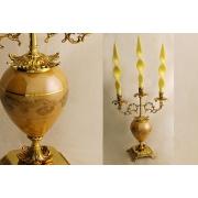 Подсвечник для 3-х свечей «Гемма»