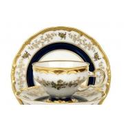 Набор чайный 210 мл. на 6 перс. 12 пред. «Анна Амалия» подарочный