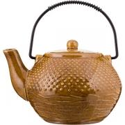Чайник 550мл; коричнев.