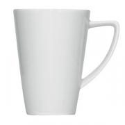 Кружка «Опшенс», фарфор, 260мл, белый