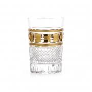 Набор стаканов для чая «Золотые Окошки 20582» 280 мл. 6 шт.