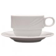 Чашка чайн «Аркадия» 220мл фарфор