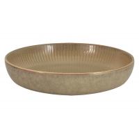 Салатник - тарелка для пасты Comet (песочный)
